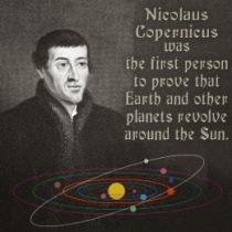 Image result for nicolaus copernicus