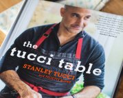 Image result for stanley tucci tucci table